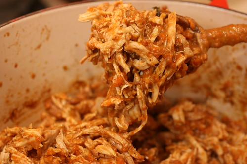Shredded Stewed Chicken