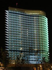 Torre del Agua (carlinhos75) Tags: agua nikon expo zaragoza desarrollo 2008 digitalcameraclub p5000 sostenible pabellones