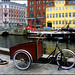 Cargo Bike at Nyhavn
