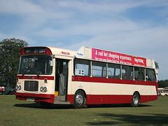Translink Citybus Bristol RELL6G AXI 2534 (ƒliçkrwåy) Tags: bus bristol belfast re preserved alexander translink alton citybus rell rell6g axi2534