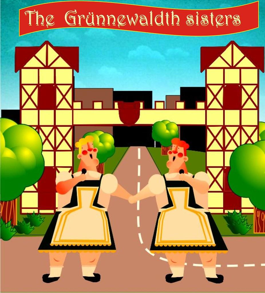 las  hermanas Grünewaldth