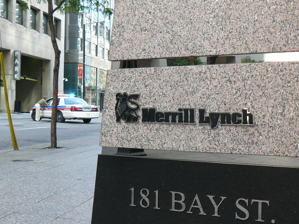 Merrill Lynch Calling for Help!