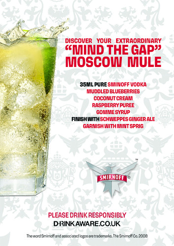 Mind the Gap Moscow Mule