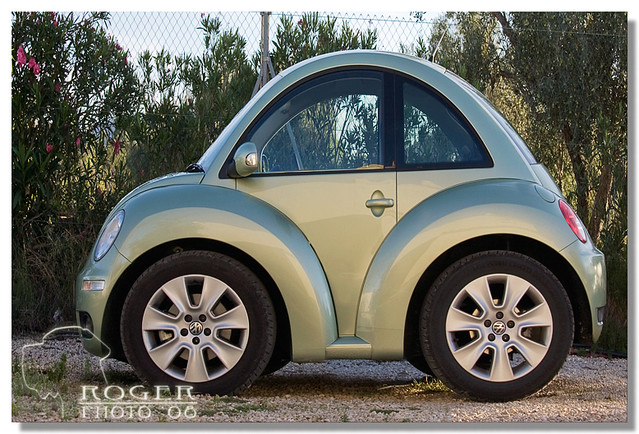 micro new beetle (Photoshop)