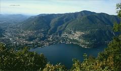 Quel ramo del lago di Como.. (Le Freak So Chic) Tags: como lago paesaggio monti lagodicomo 22100 cittadina lifebeautiful panoramadabrunate yourcountry