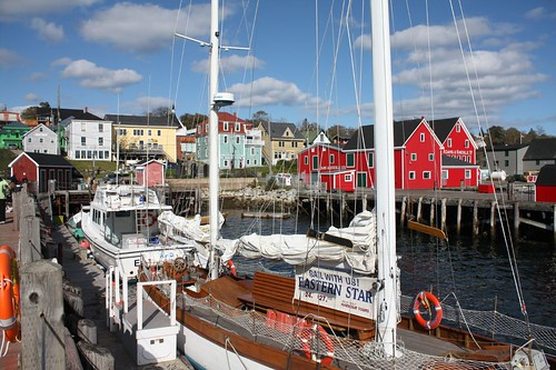 Lunenburg ,Nova Scotia by redvette.