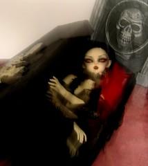 Happy Halloween (plumaluna07@sbcglobal.net) Tags: ball doll dolls bjd dollfie jointed