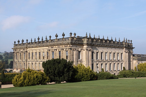 Chatsworth House 2 - flckr - Parksy1964