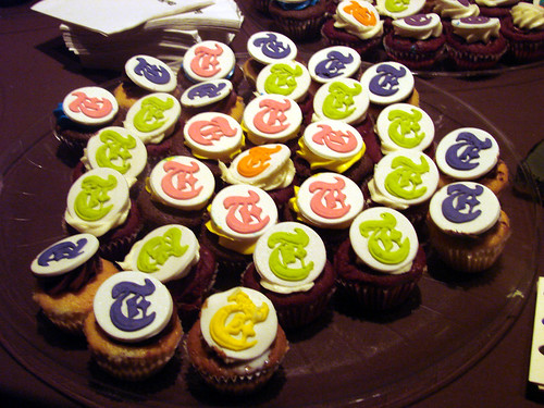 New York Times Cupcakes
