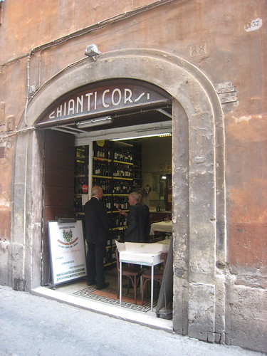Enoteca Corsi: Unspoiled Cultural Heritage in Rome Rome Italy