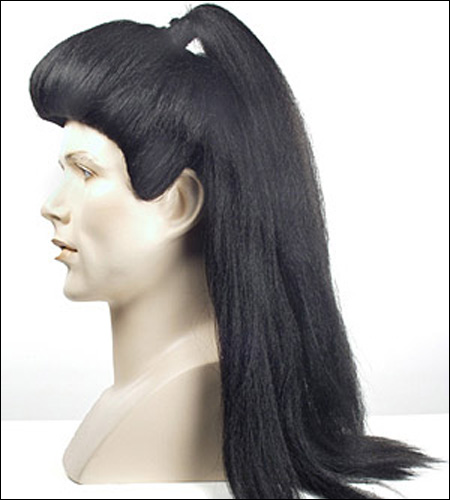 Agree, asian male wig