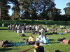 People at Hippie Hill