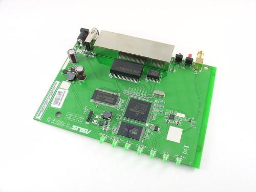 Asus WL-520GU Wireless Router