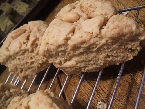 peanut butter scones 001