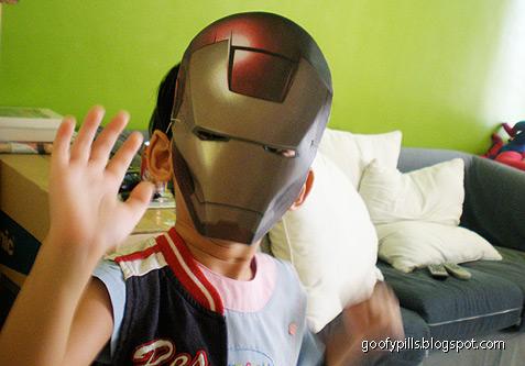 Iron Man Jesse