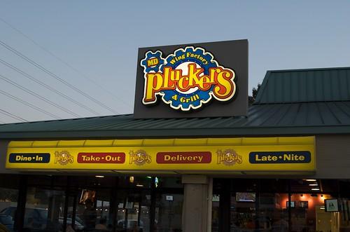 Pluckers