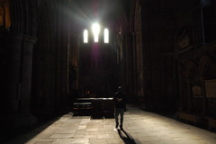 Hector spectre at Hexham Abbey (365/130)