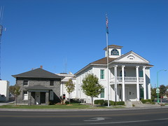 (Old) Churchill County Courthouse & Jail