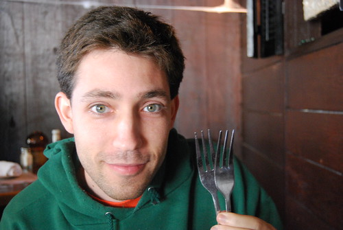 Paul and the cool forks
