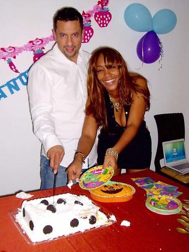 Yelida y Jose Diaz