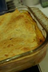 sweet potato chicken pot pie