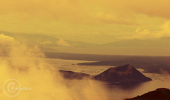 Overlooking Taal Volcano (boiworx) Tags: sky nature clouds landscape volcano interestingness nikon thankyou philippines explore nikkor overlooking 2008 tagaytay taal rai pinoy taalvolcano ruralscape 105mmvr nikkor105mmvr nikond40x d40x boiworx raiboi exploreoctober2008 interestingnessoctober2008 27october2008 explore27october2008 interestingness27october2008