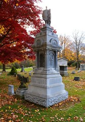 Van Cortlandtville NY Cemetery (caboose_rodeo) Tags: whitebronze