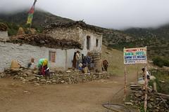 Bhena (Andreas' Photos) Tags: nepal chele uppermustang syangboche