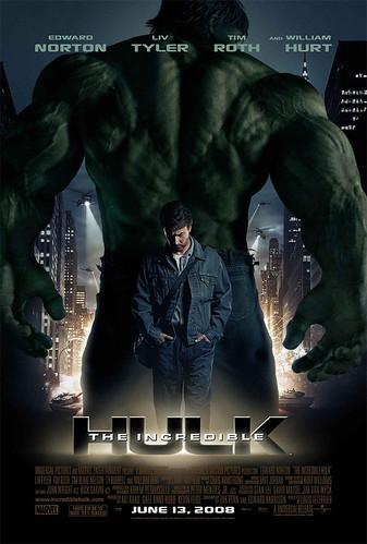 El increíble Hulk (Hulk 2) cine online gratis
