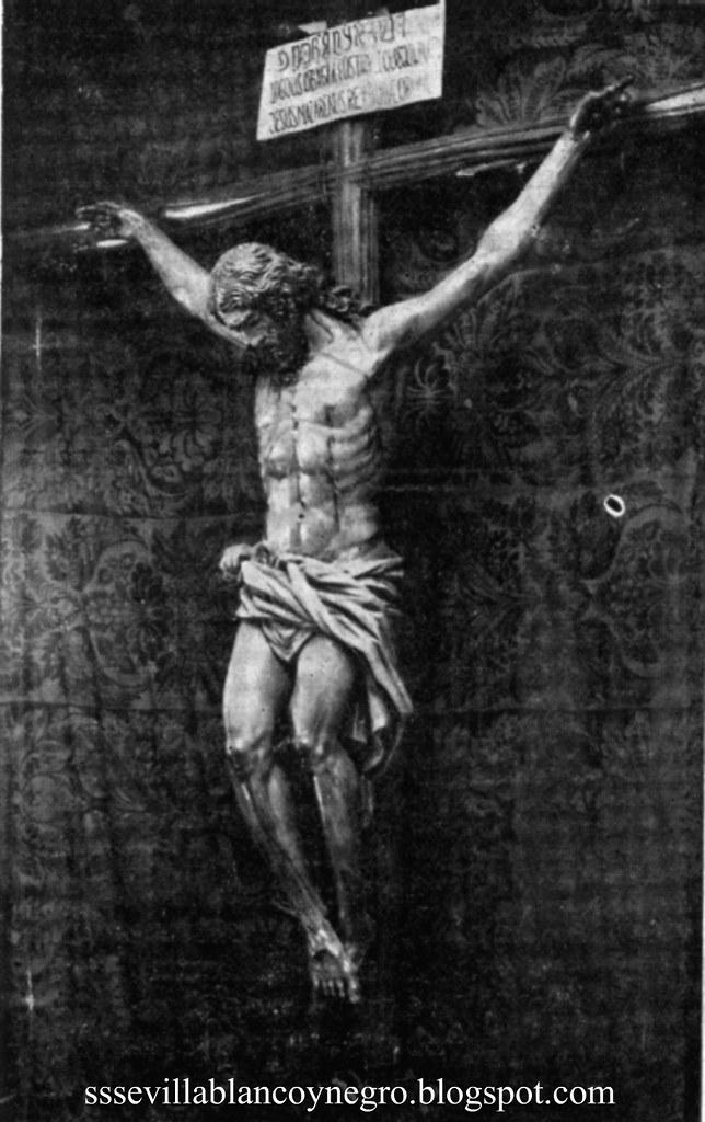 Santísimo Cristo de las Almas 1962