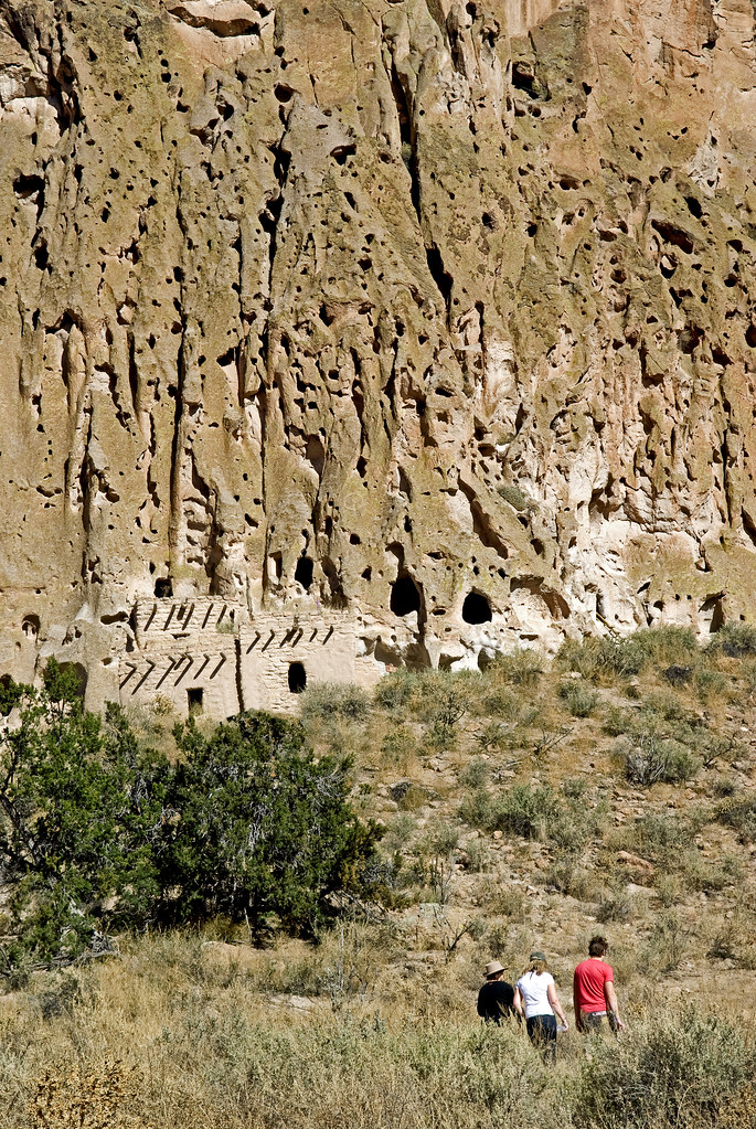 Bandelier Long House
