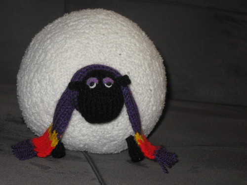 sheep from Shaun the Sheep