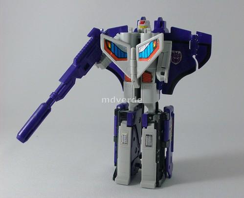Transformers Astrotrain G1 - modo robot