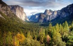 Yosemite-1 (Tonym1) Tags: sky mountains water yosemite fallyosemite