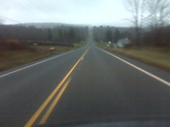 Road home...