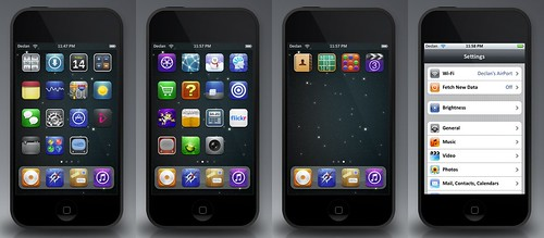 iPod Touch Theme
