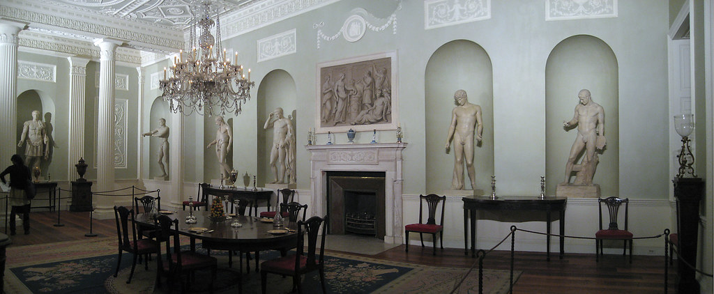 Dining Room from Lansdowne House, 18th century (1765–68)