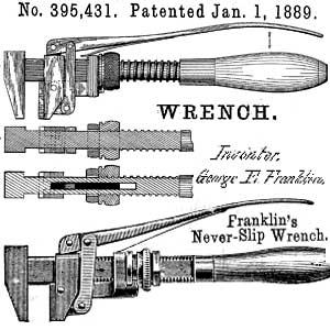 Franklin's Never-Slip