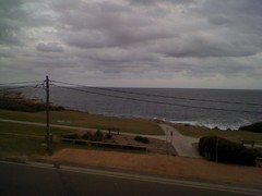 From the balcony of Andrew's (scottyang) Tags: beach maroubra