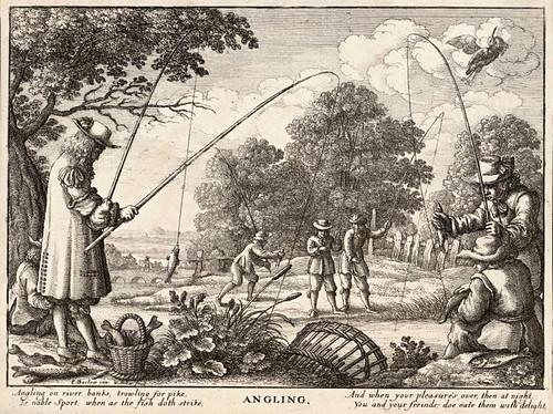 003- Pescando