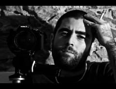 Her & Me (Libano*) Tags: portrait selfportrait canon blackwhite bn autoritratto libano ritratto bianconero