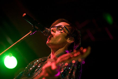 Of Montreal photo by Laura Musselman