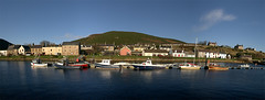 Helmsdale Harbour (Mr Miner Willy) Tags: sea sky water scotland boat harbour highland sutherland firth a9 helmsdale strath minerwilly