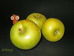 Buñuelos de manzana-granny smith