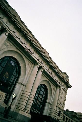 Union Station Angle