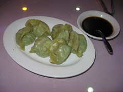 Famous Sichuan: Steamed vegetable dumpling
