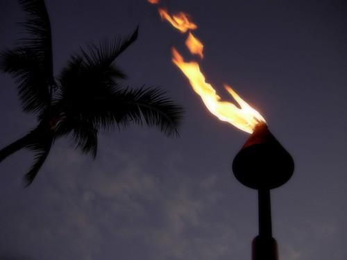 Ka'anapali - Torch