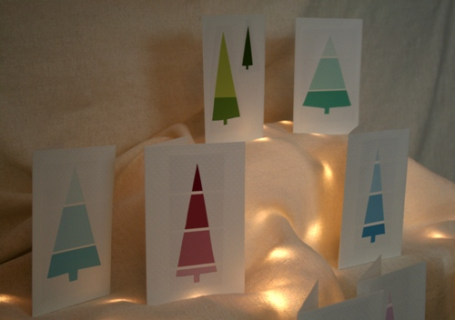 Holiday cards 2008