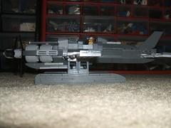 D.2SeaDragon4 (Dragonov Brick Works) Tags: lego aircraft ronan moc studless miniscale