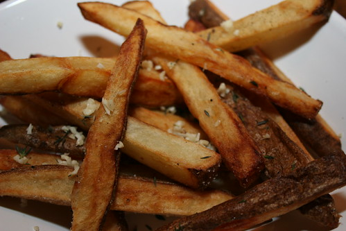 Homemade Handcut French Fries